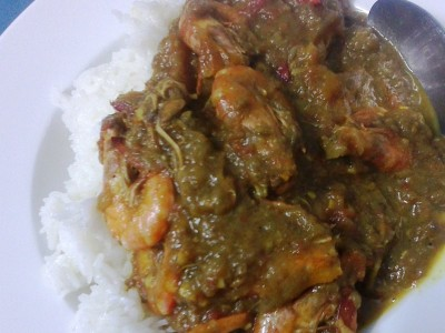 shrimp curry 2