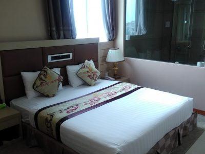 ホリデイワンホテルの客室